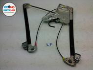 2011 RANGE ROVER HSE DOOR GLASS WINDOW REGULATOR MOTOR ASSEMBLY LEFT FRONT OEM