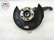 LAND ROVER LR3 SPINDLE KNUCKLE HUB BEARING ASSEMBLY RIGHT FRONT SIDE OEM