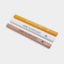 Carpenter Pencils - Set of 3