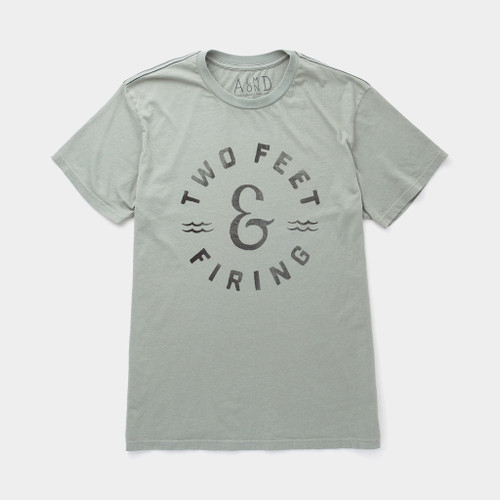 Two Feet and Firing Tee