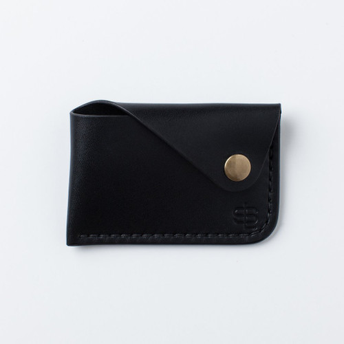 Snap Wallet - Black
