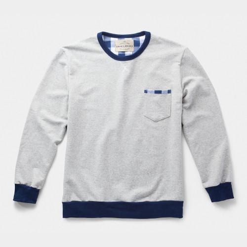 Buffalo Pocket Sweatshirt