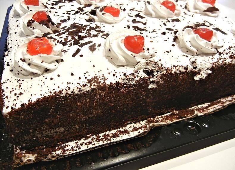 Bavarian Black Forest Cake Recipe