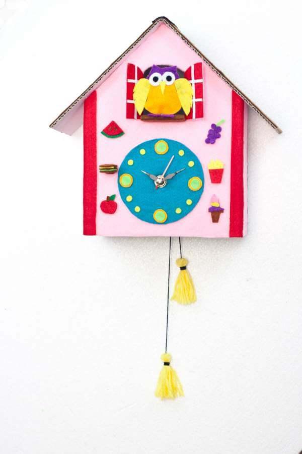 diy cuckoo clock crafts for kids bavarian clockworks. Black Bedroom Furniture Sets. Home Design Ideas