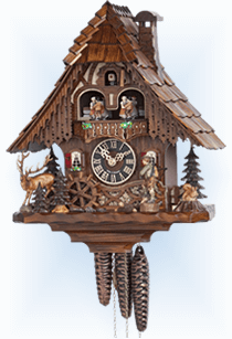 chalet coo coo clocks german