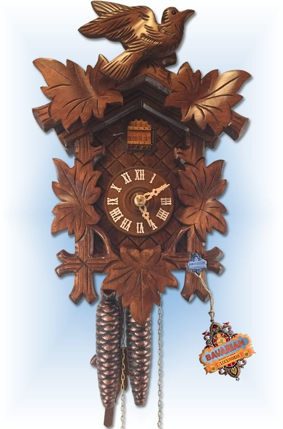 Rombach and Haas | cuckoo clock | 1220 | 12 inch | front