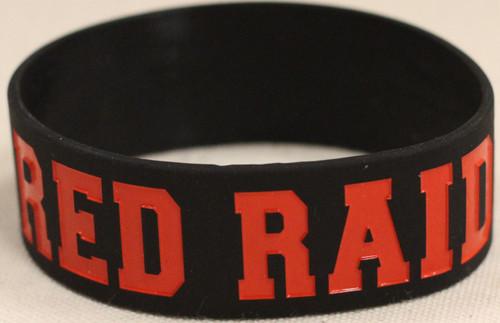Red Raider Wristband