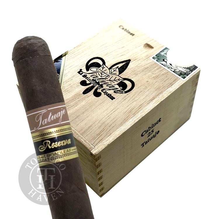 Tatuaje Reserva Cigars (Box of 25)