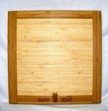 Bamboo Cutting Board Kahuna