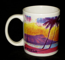 MUG - DIAMONDHEAD SUNSET