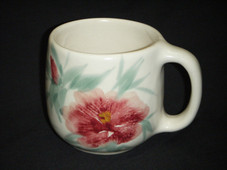 MUG - COFFEE - HIBISCUS