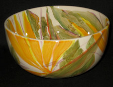 Hawaiian Bird Of Paradise Bowl