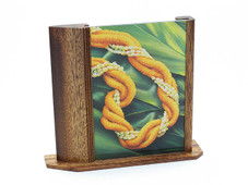 Hawaiian Koa Slide-In VERTICAL Frame 5x7