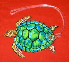 Hawaiian LUGGAGE TAG - HONU