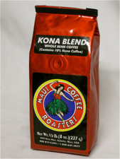 Kona Blend Maui Coffee Roasters