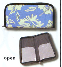 Document Holder Tropical Colors & Prints