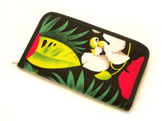 Floral Document Holder