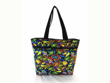Large Tote Fish Bag Design