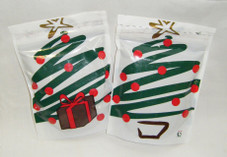 Coffee Bag - Xmas w/ Tree - 4oz
