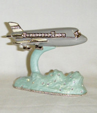 Tropical Getawy Jeweled airplane