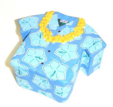 Aloha Shirt Keepsake Box