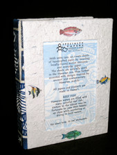 Hawaiian Reef Fish Photo Album, 4x6