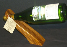 Hawaiian Koa Wood Wine Holder