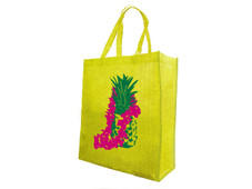 Pineapple Reusable shopping Tote