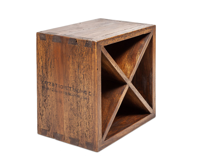 Timber Cube
