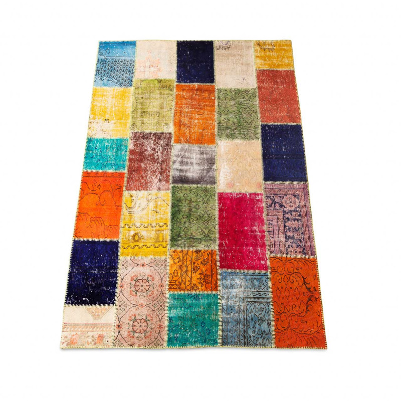 Turkish Patchwork Rug