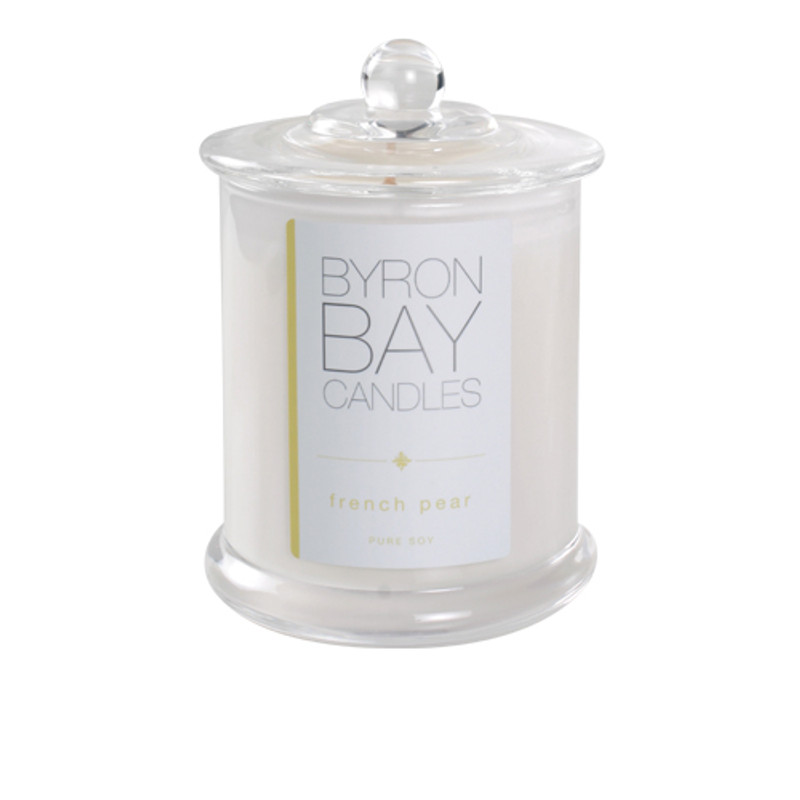 Byron Bay Candle French Pear