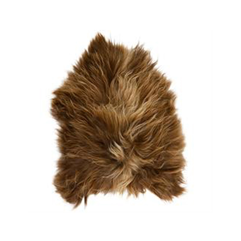 Icelandic Sheepskin Copper Caramel