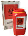 1.5 Quart Mail Back Sharps Disposal Kit