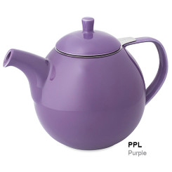 Teapot, Curve 45oz. (Purple)