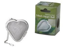 Infuser, Heart small