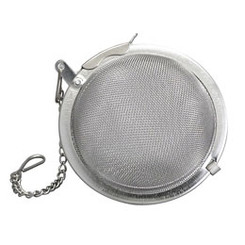 "Infuser, 2.5"" Mesh Tea Ball"