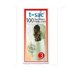 T-Sac tea filters #3 (8 cup)