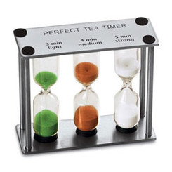 Timer, Perfect Tea (3 sand)