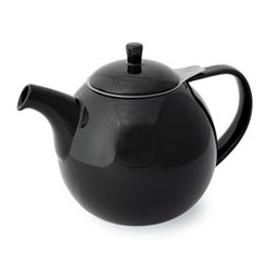 Teapot, Curve 24oz. (Black Graphite)