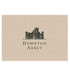 "Downton Abbey, Placemat ""Downton Castle"""