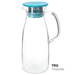 Jug, Mist Ice Tea (50oz) Turquoise