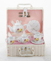 Childrens Tea Set, Daisy