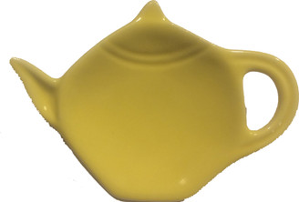 Tea Bag Holder, Lemon