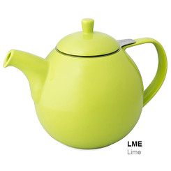Teapot, Curve 45oz. (Lime)