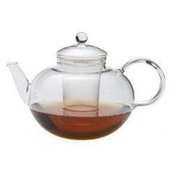 Teapot, Trendglas w/glass infuser