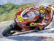 Rossi Rosso - Limited Edition Print