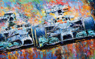Team Mercedes Benz 2014 - Limited Edition Print