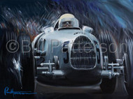 The Mighty Auto Union - Limited Edition Print