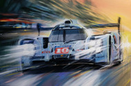 Porsche's triumphant return to Le Mans 2015 - ORIGINAL