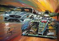 Pirelli P-Zero Mercedes  Limited Edition Print